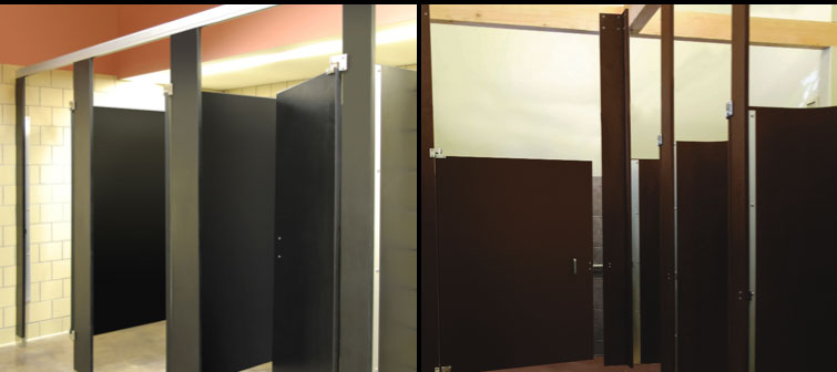 Bathroom Partitions Michigan ecoscreen™ toilet partitions